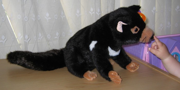 superior quality soft Tasmanian devil toy
