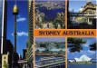 Sydney Icons post card