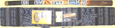 Featured Australian gifts - didgeridoo gift sets