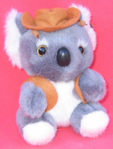 Koala Toy with Waltzing Matilda