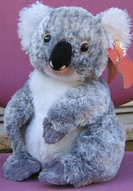 koala beautiful soft toy - i'd say the best one currently around
