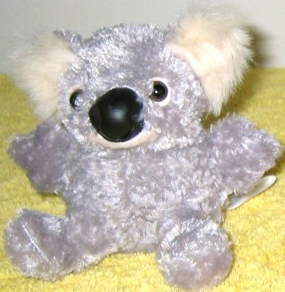 Koalas soft toy